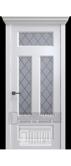 Дверь К-15 ПО Белый снег