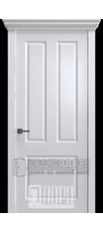 Дверь К-16 ПГ Белый снег