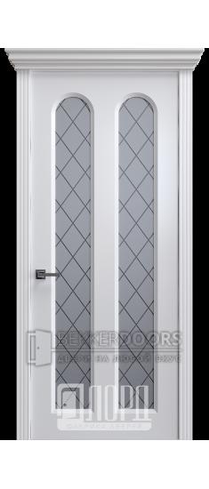 Дверь К-19 ПО Белый снег