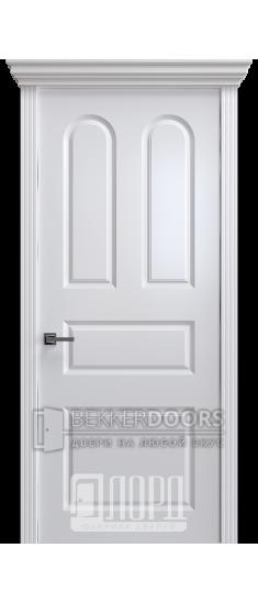 Дверь К-21 ПГ Белый снег