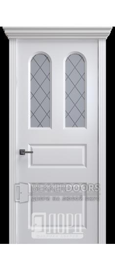 Дверь К-21 ПО Белый снег