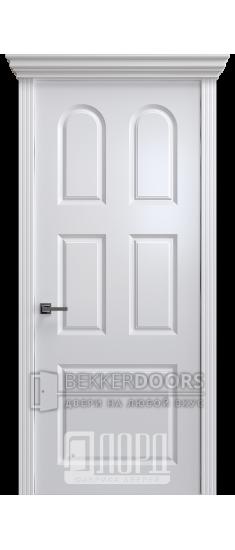 Дверь К-22 ПГ Белый снег