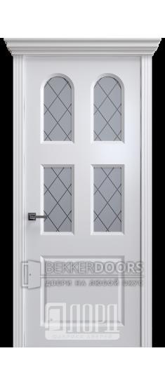 Дверь К-22 ПО Белый снег