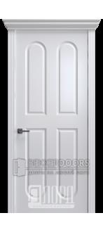 Дверь К-23 ПГ Белый снег