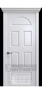 Дверь К-25 ПГ Белый снег
