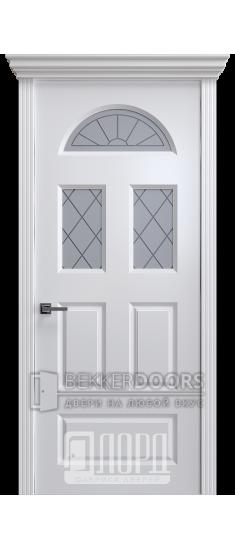 Дверь К-25 ПО Белый снег