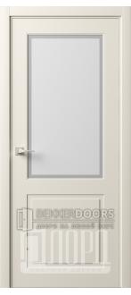 Дверь Италия-1 ДО Слоновая кость