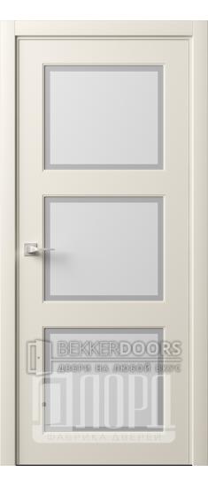Дверь Италия-2 ДО Слоновая кость