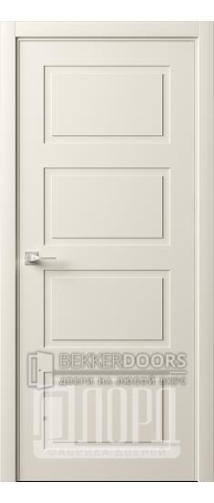 Дверь Италия-3 ДГ Слоновая кость