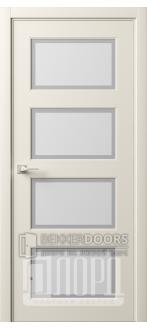 Дверь Италия-3 ДО Слоновая кость