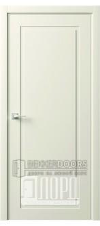 Дверь Италия-4 ДГ Слоновая кость