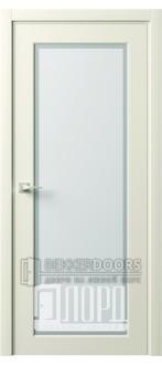 Дверь Италия-4 ДО Слоновая кость