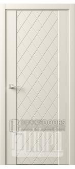 Дверь Италия-6 ДГ Слоновая кость