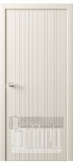 Дверь Италия-7 ДГ Слоновая кость