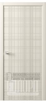 Дверь Италия-8 ДГ Слоновая кость