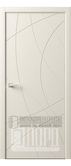 Дверь Италия-11 ДГ Слоновая кость