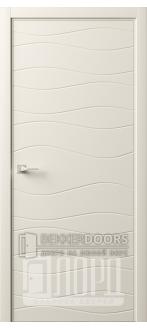Дверь Италия-12 ДГ Слоновая кость