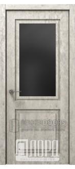 Дверь Асти-1 ДО Велюр жемчужный