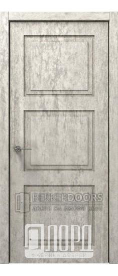 Дверь Асти-2 ДГ Велюр жемчужный