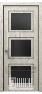 Дверь Асти-2 ДО Велюр жемчужный