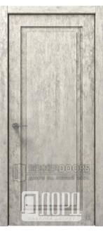 Дверь Асти-4 ДГ Велюр жемчужный