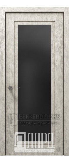 Дверь Асти-4 ДО Велюр жемчужный