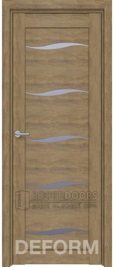 Дверь D1 ПО Дуб шале натуральный