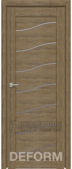 Дверь D2 ПО Дуб шале натуральный