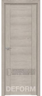 Дверь D10 ПГ Дуб Шале Седой