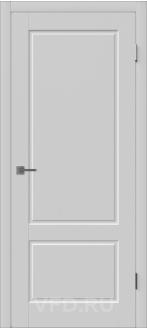 Дверь Шеффилд ДГ Эмаль светло-серая