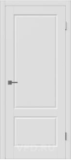 Дверь Шеффилд ДГ Эмаль белая