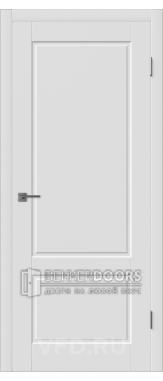 Дверь Шеффилд ДГЭмаль белая