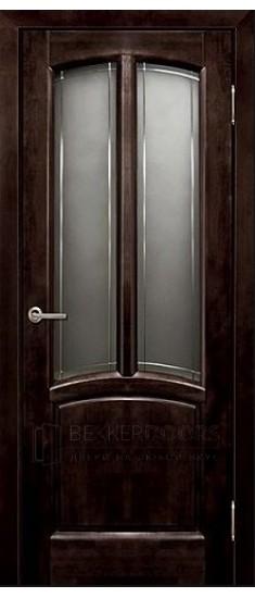 Дверь Виола ПО Венге