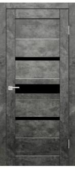 Дверь Джаз ПО Бетон графит