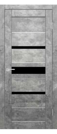 Дверь Джаз ПО Бетон светлый