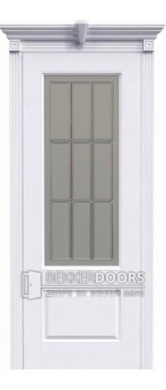 Дверь Аккорд А15  ПО эмаль белая