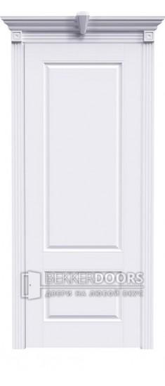 Дверь Аккорд А15  ПГ эмаль белая