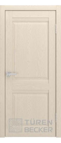 Дверь S8 ПГ Ясень капучино