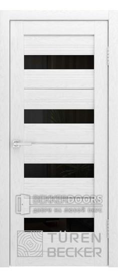 Дверь S41 ПО Ясень белый