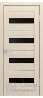 Дверь S41 ПО Ясень капучино
