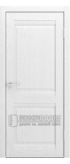 Дверь Шарм ПГ SOFT TACH Ясень белый