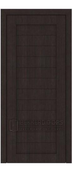 Дверь  М01 ПГ  Венге