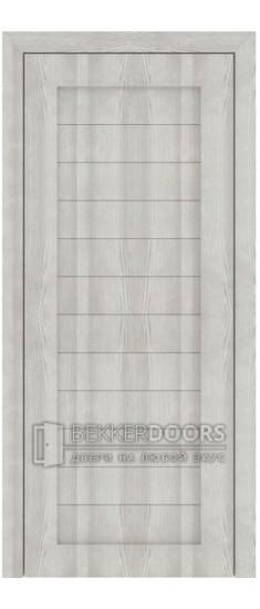 Дверь  М01 ПГ  Неаполь серый