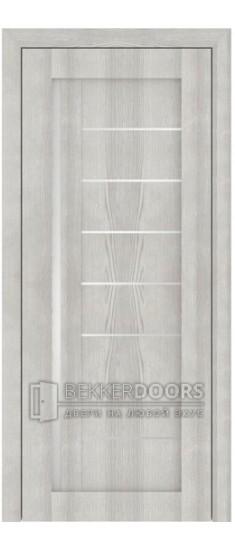 Дверь  М09 ПО  Неаполь серый
