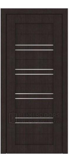 Дверь  М21 ПО  Венге