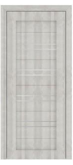 Дверь  М21 ПО  Неаполь серый