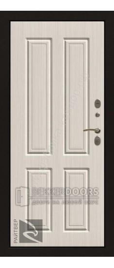 Дверь Термо К (Внутренняя) Беленый дуб