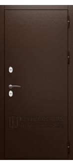 Дверь Термо К (Внешняя) Антик медь