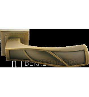 Дверная ручка MH-33 COF-S кофе