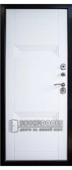 Дверь Аргус Горизонт-100 Белое дерево (внутренняя)